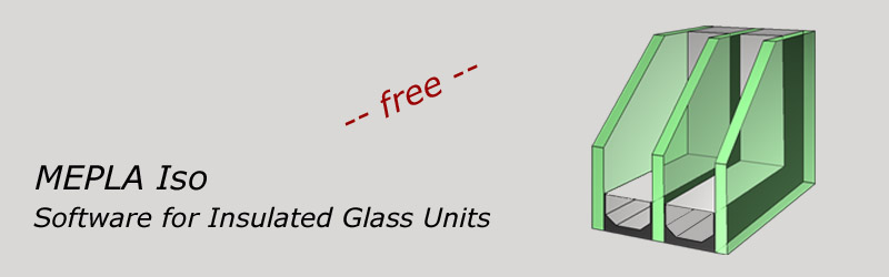 Mepla - Software for Structural Glass Design - structural